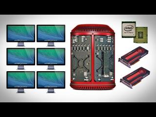 The $25,000 Mac Pro Workstation (2013)