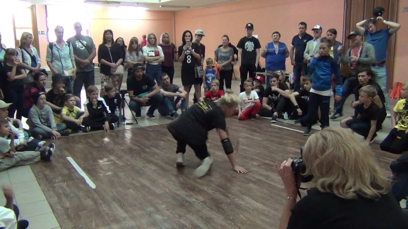 03 Niki Rock Хвалынск и Чугунова Катя Балаково, начинающие 6 17 лет, 1I4 финала, Open kids battle, Х