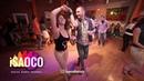 Anton Shcherbak and Maria Milyuchenko Salsa Dancing in Respublika Vosmera, Monday 30.04.2018