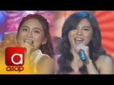 ASAP: Janella and Kathryn with Loisa, Maris and Kiras