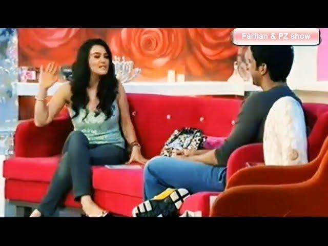 Farhan Akhatar and Preity Zinta(не полностью)