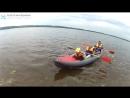 Сплав 2 групп на байдарках 29 июня - 1 июля 2018 по реке Керженец