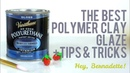 The Best Glaze for Polymer Clay Tips Techniques