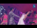 Санайя Ирани и Анудж Сачдева на 6 церемонии Boroplus Gold Awards на канале Zee TV