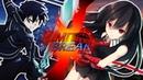 Kirito VS Akame (Sword Art Online VS Akame Ga Kill) | Limit Break: Showdown