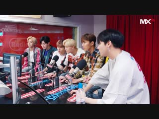 [VK][181129] Monchannel [B] EP.122 @ MONSTA X in USA #LosAngeles