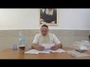 Рав Даниэль Булочник Недельная глава Торы Матот, Масей. 5778г