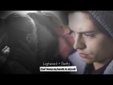 Jughead + Betty  Can't keep my hands to myself 1x06