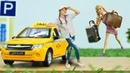 Polen taksici oluyor! Eğlenceli çocuk dizisi!