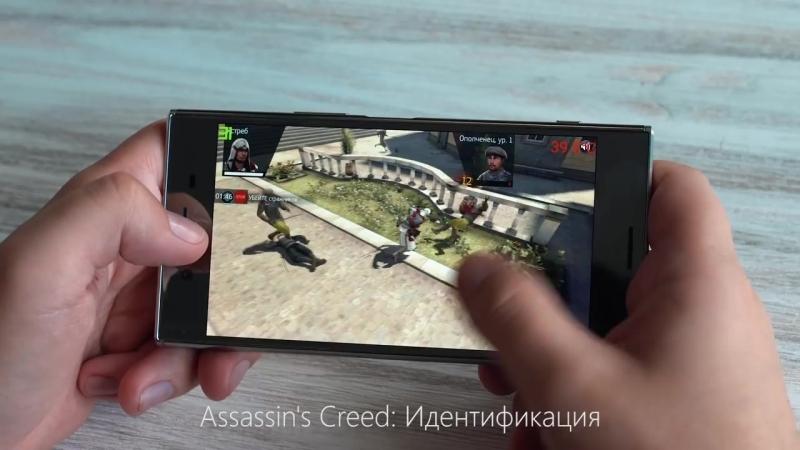 [Mobiltelefon.ru] Обзор Sony Xperia XZ Premium: игры, нагрев, батарея, бенчмарки (ч.2)