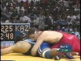 ОИ-1996 Ислам Байрамуков (KAZ) vs Bianco Scott (CAN)