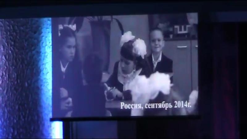 Гала-концерт Луганщина - мой край родной. 1 часть (21.04.2016)