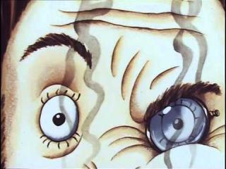 Веселая карусель №23. Союзмультфильм 1991 г. Джо Билл,Миссис Инк из Манилы стрекоза