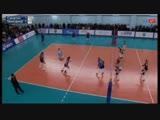 Волейбол Женщины Суперлига Сахалин - Минчанка 20_01_2019