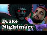 Drake still having Nightmares from Khabib Eagle landing