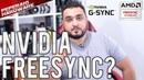 GPUs NVIDIA Monitores Freesync será realidade Suporte a Adaptive SYNC série 10 e 20
