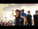 Satoko Miyahara in Canada with Deniss Vasilijevs Koshiro Shimada Stephane Lambiel 1080p
