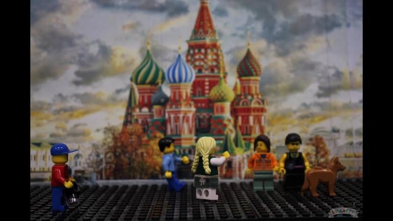 Приключения Алетты и Томаса. На чемпионате мира по футболу 2018