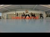 Хип-хоп c Данилом Бухаровым. Школа танцев