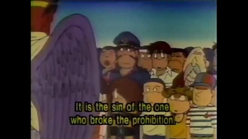 Gegege no kitarou (1985) Серия 42 (Англ субтитры)