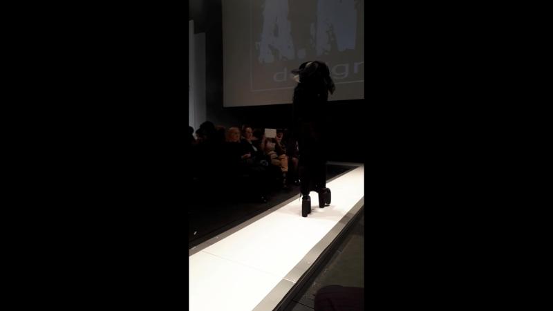 Неделя моды на сцене Александрийского 20 апреля 2018г