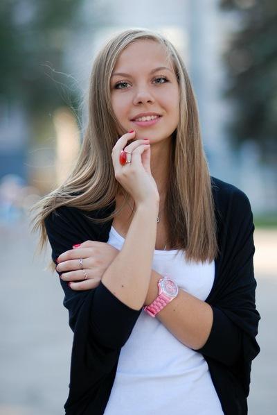 Дарья Анисина, 16 октября , Самара, id109813150