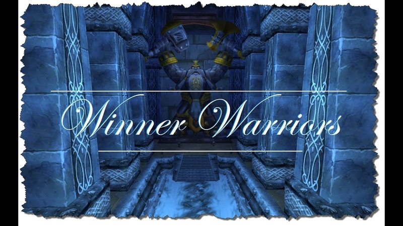 Winner Warriors deff Stormwind