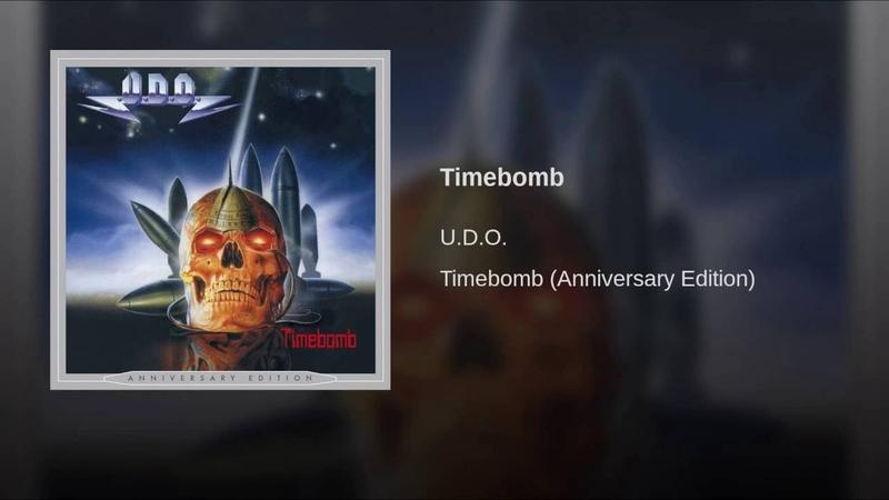 U.D.O - Timebomb