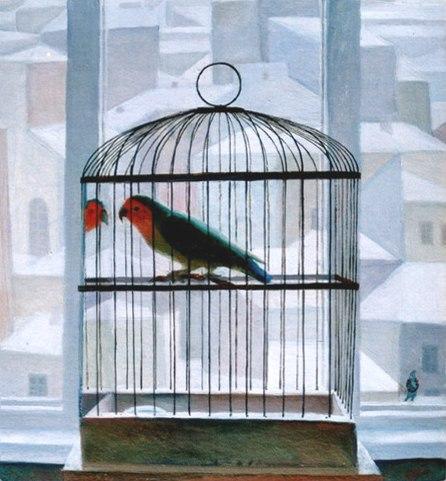 Сонник птиц в клетку сажать 14