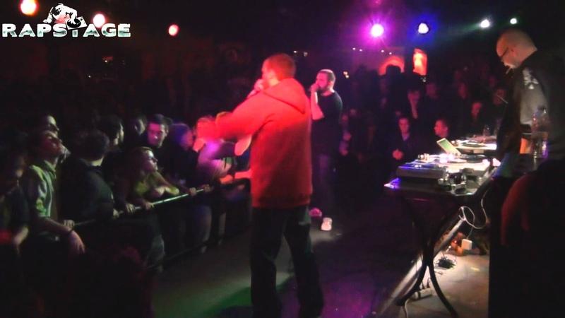 Λόγος Απειλή-Από Τους Δρόμους Με Αγάπη live @ An club 3/12/2011