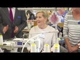 HRH The Countess of Wessex Opens the UK's First Academy Sponsored by a Family Business