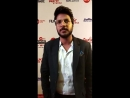 Sundeep Kishan talks about hosting @filmfare for the second time