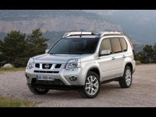 Тест-драйв или обзор Nissan X-TRAIL 2013