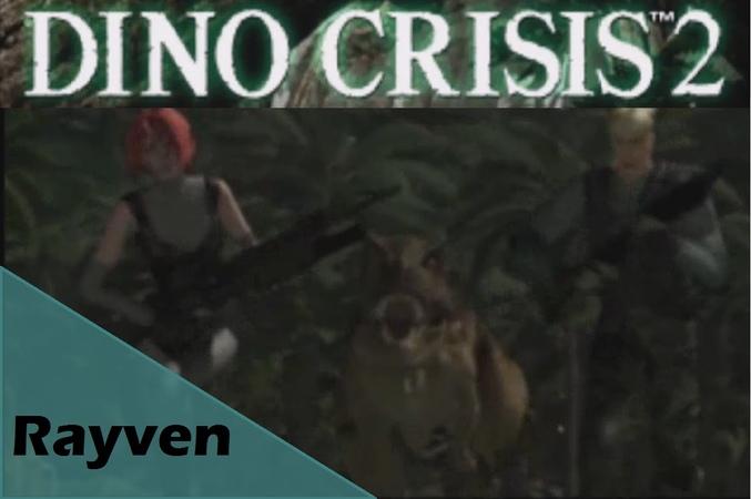 Dino Crisis 2 PSX ALL Cutscene Cinematic