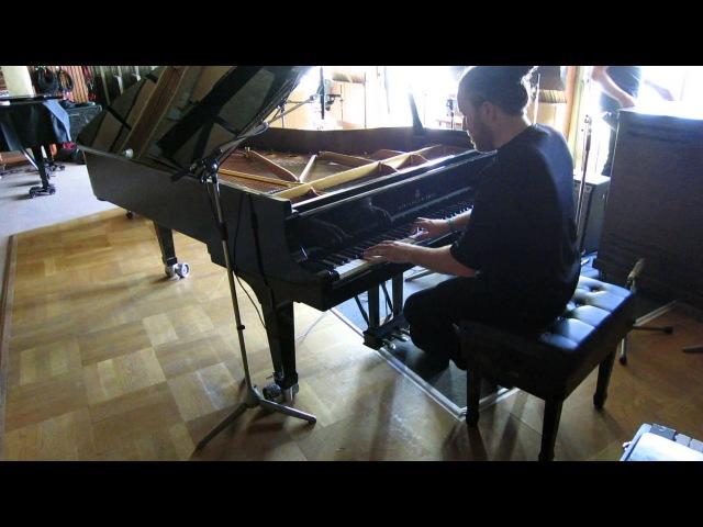 WILDE x CONVERSE RUBBER TRACKS - 'Let Me In' Studio Sessions @ Hansa Tonstudio, Berlin