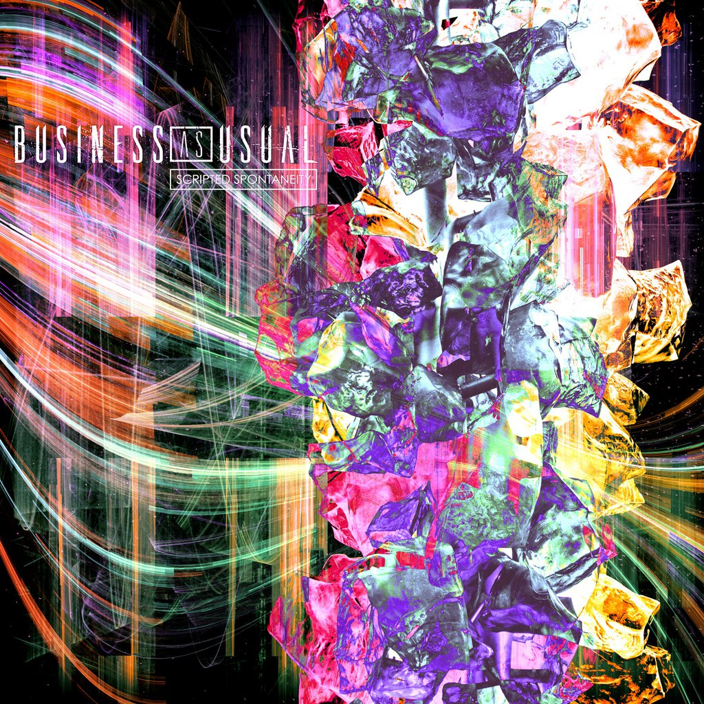 Business As Usual - Scripted Spontaneity (EP) (2015)