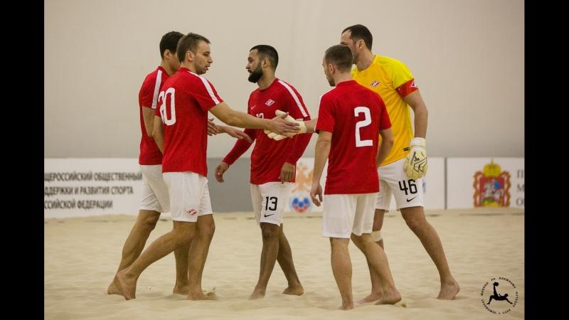 Выбираем лучший гол «Спартака» в первом круге зимнего чемпионата