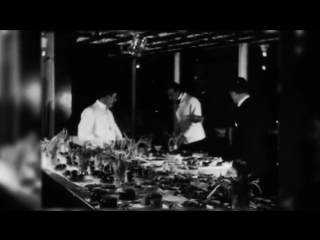 RMS Olympic 1920s Promotional Video