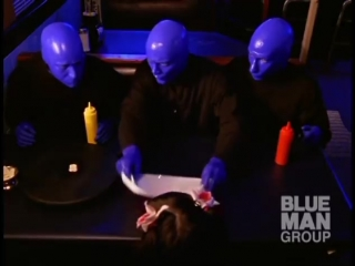 Blue Man Group — I Feel Love