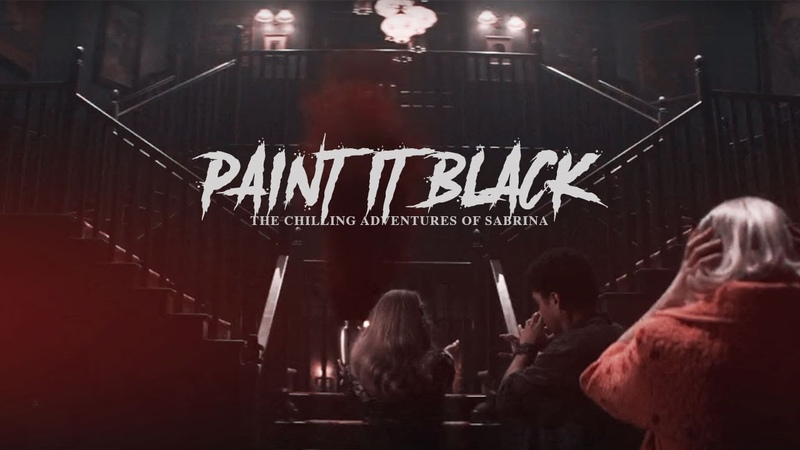 The chilling adventures of sabrina   paint it black