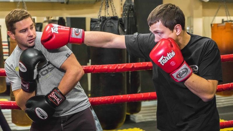 Защита от ударов в боксе / Уклоны и нырки для начинающих