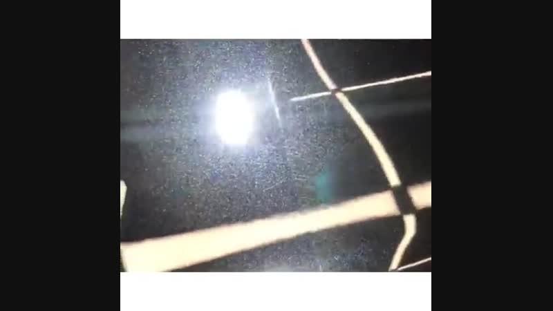 Готовим лакокрасочное покрытие Порше Кайен к нанесению керамической защиты. Автомобиль не новый и на кузове присутствует большое