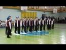 4 В школа №47 3 место. Краевой смотр-конкурс строя и песни. Молодцы!