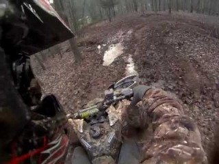 Go pro HD hero 3: ATV fail/wreck while trail riding