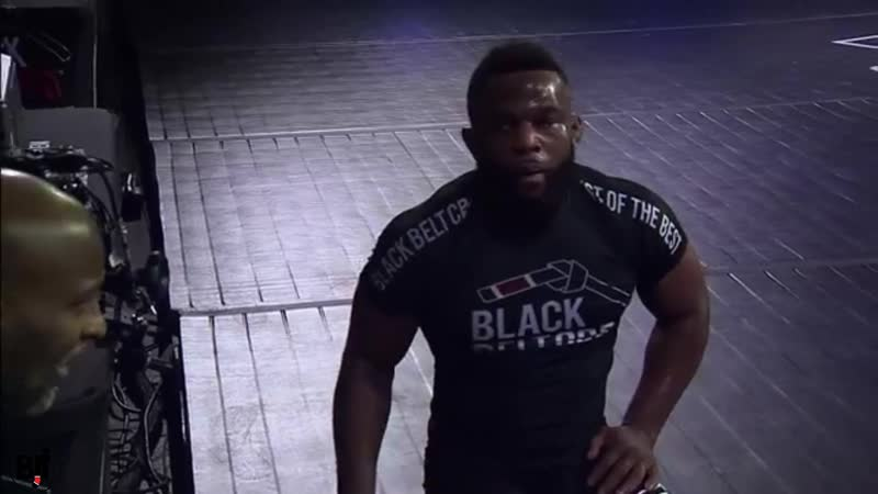 Rafael Domingos vs DJ Jackson Black Belt CBD