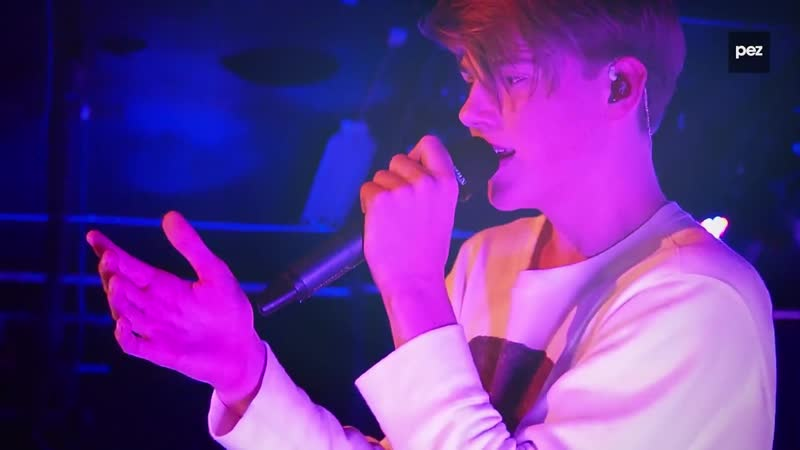 Your Fave Ruel Rules The Stage On His Debut Headline Tour (Русские субтитры)