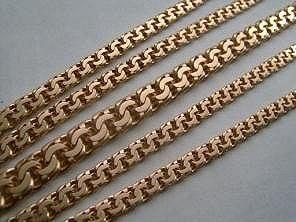 цепочки браслеты из золота