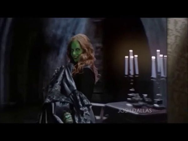 Zelena Mills AMV Rotten to the core Once upon a time