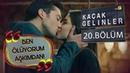 Kaçak Gelinler 20 Bölüm - Can ve Kainat aşkını açıklıyor!