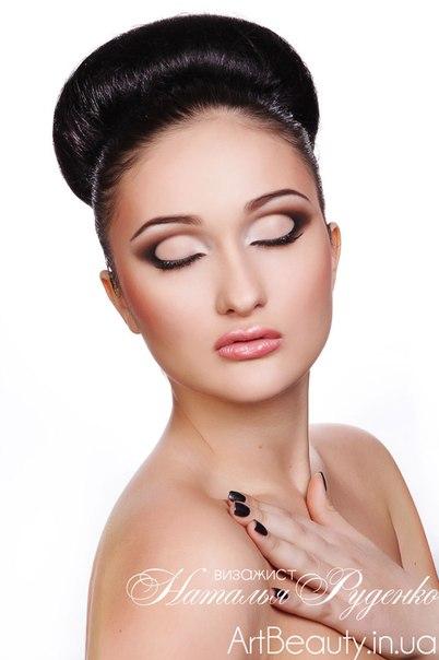 Вечерний макияж без ошибок
